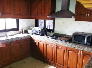 第七宿舎キッチン
