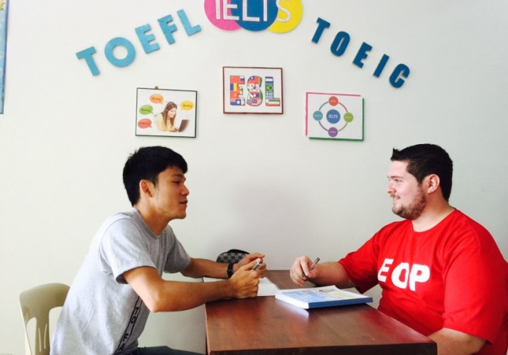 face to face english school toeic ilets